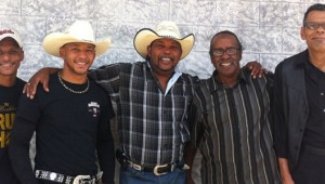 Spotlight: Jeffery Broussard & the Creole Cowboys